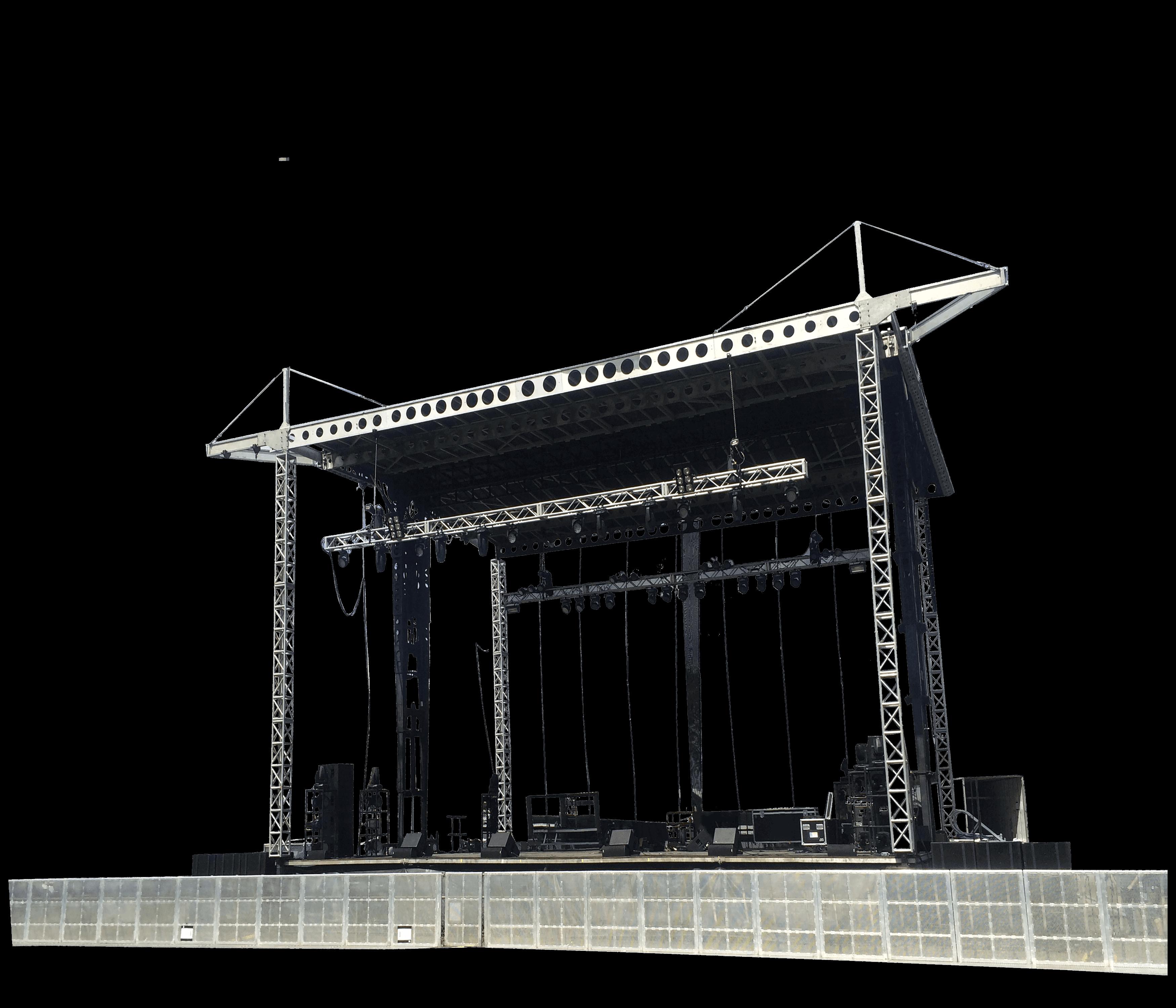 Apex Mobile Stage Rental in Washington D C